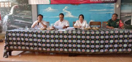 RAPAT LOKA KARYA ( penyusunan RKP Desa Tahun 2020)