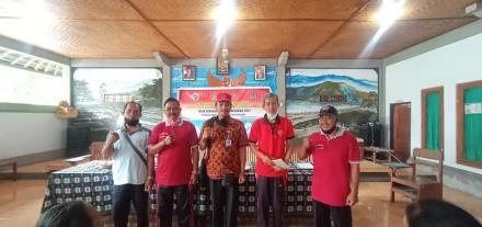 Pemerintah Desa Gerokgak Salurkan BLT-DD Tahap I untuk Bulan januari Tahun 2021
