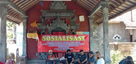 Panitia Pemilihan Perbekel antar waktu (PAW) melaksanakan Sosialisasi di 2 (dua) lokasi